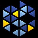 logo, photoshop, ps, kaleidescape icon