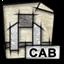 application, gnome, cab, mime icon