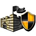 security, essentials, microsoft icon