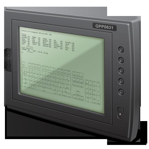 grid, gridpad icon