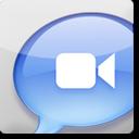 iChat White icon