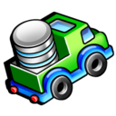 transport, data icon