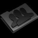 group,black icon