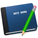 Note Book Alt icon