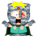 Butters Professor Chaos icon