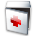 aid, kit, first icon