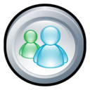 window,messenger,badge icon