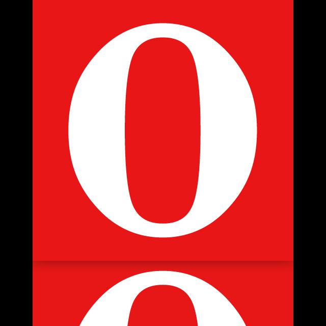 opera, mirror icon