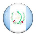 country, guatemala, flag icon