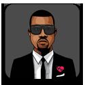 Kanye icon