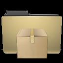 manilla, tar, folder icon