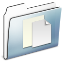 documente,folder,graphite icon