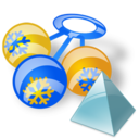 rattle,level icon