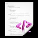 Mimetypes text xml icon