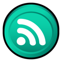 Atom, Newsfeed icon