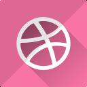 design, dribbble, social, logo, community, media icon