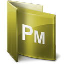 page, maker icon