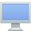 display, monitor, computer, screen icon