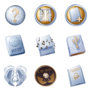 Paradise icon sets preview