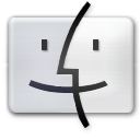 dock,finder icon