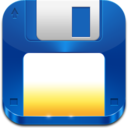 Floppy Small icon