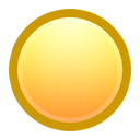 ball,yellow icon