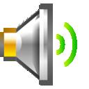 audio, medium, volume icon