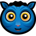 animals, sulley, mascot, alien, animal, horse, jake icon