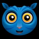animals, sulley, mascot, alien, animal, horse, jake icon
