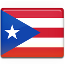 rico, flag, puerto icon