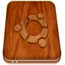 Drive, Hard, Ubuntu icon