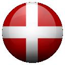 dk, denmark, danish icon