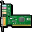 card, sound, realtek, audio icon