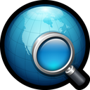 globe, find, network, world, search, web icon