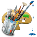 Graphics Painting icon