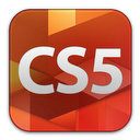 cs5, standard, design, adobe icon