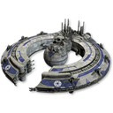 Battleship, Federation, Trade icon