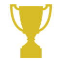 trophy, win, reward, prize, success, competition, winning icon