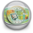 orb, webcollection icon