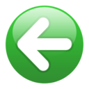 arrow,left icon
