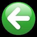 arrow,left icon
