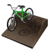 cycling, bmx icon