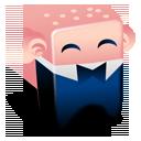 tie, creature icon