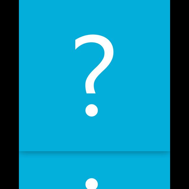 default, mirror icon