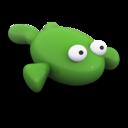 frog,porcelaine,vista icon