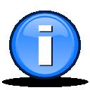 Info, Messagebox icon