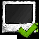 photo, accept icon