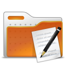 human,folder,txt icon