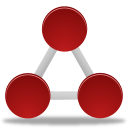 nodes, network icon