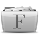 , Collections, Font icon